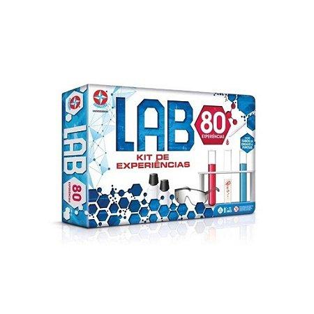 Jogo Lab 80 e Kit de Experiência - Estrela
