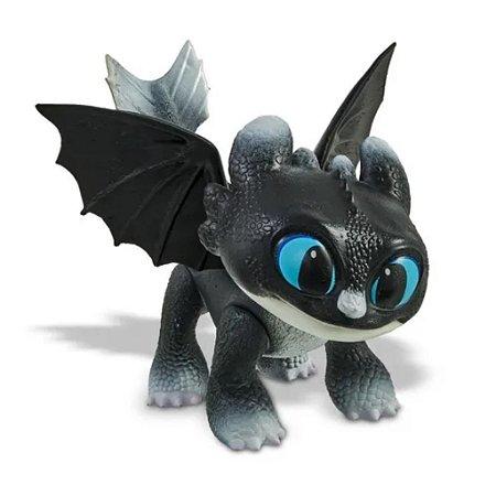 Boneco Dragão Baby Dusk Banguela - Como Treinar Seu Dragão