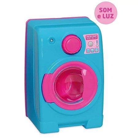 Máquina De Lavar Home Love  - Usual Brinquedos