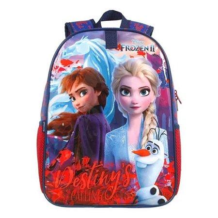 Mochila De Costas G Frozen 2 Escolar Infantil Dmw  37382