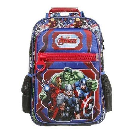 Mochila De Costas Marvel Avengers Vingadores Dmw 11606