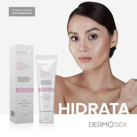 Creme Hidratante Dermosex 60g