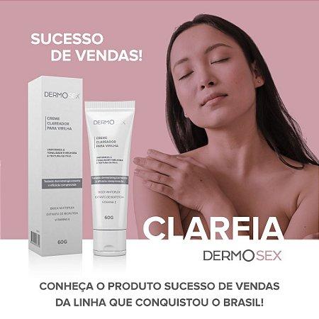 Creme Clareador Virilha Dermosex 60g