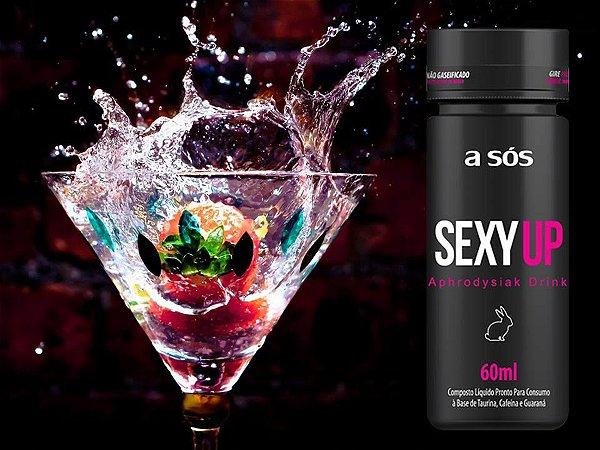 Sexy UP Energético Afrodisíaco 60ml
