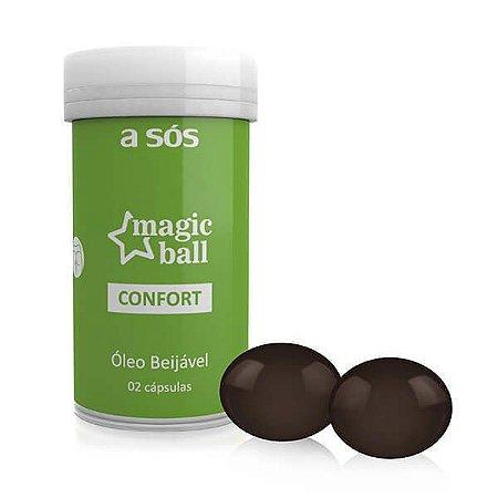 Magic Ball Confort Cápsula Sensual 02 unidades