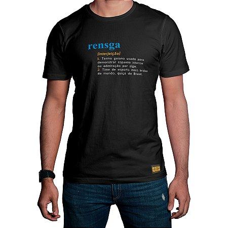 Camiseta Dicionário Rensga