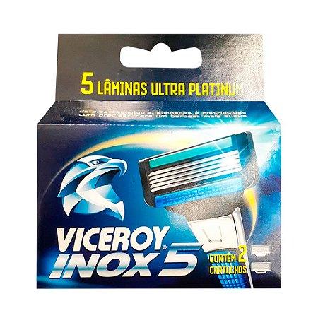 Carga Viceroy Inox5 com 2 Unidades