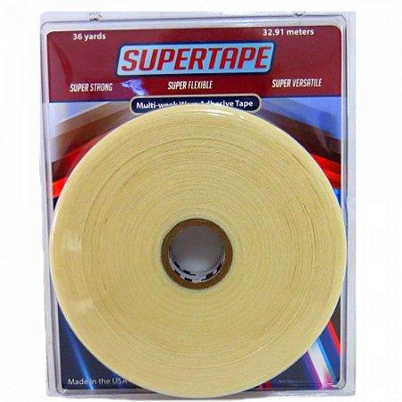 Fita Branca Super Tape 36 yards Selecione o Tamanho