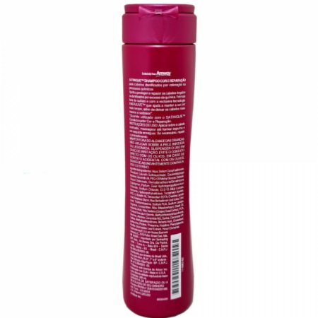 Shampoo Satinique Cor & Reparação 280ml