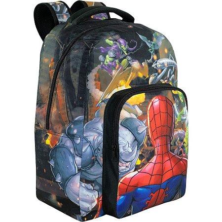 Mochila Juvenil Spider-Man T7 - Xeryus