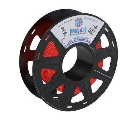 FILAMENTO IMPRESSÃO 3D PRINTALOT FLEX TPU VERMELHO 500GR