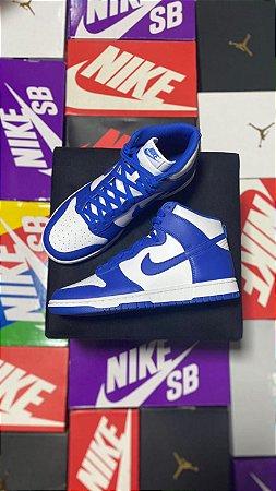 Nike Dunk High Hyper Royal