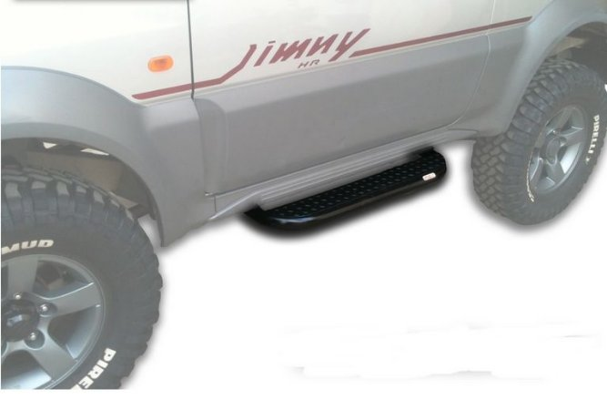 "Estribo Jimny Xadrez 2"" (P.3mm) Suzuki"