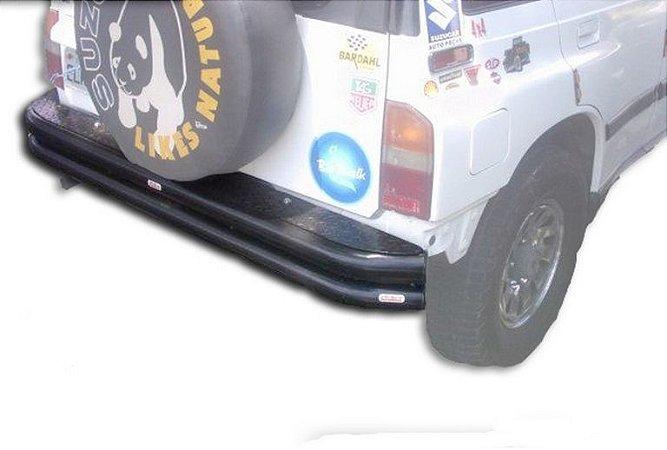 "Para-Choque Tubular Traseiro 3"" 1993/1997 Suzuki Vitara 5 Portas"