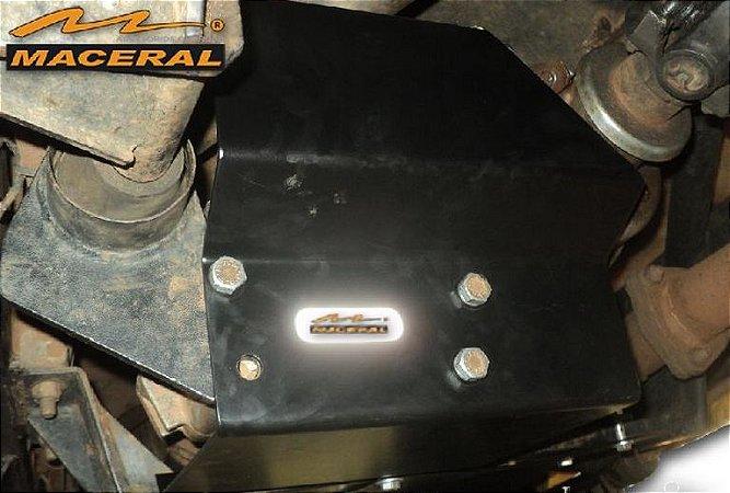 Protetor Caixa De Reduzida/T-Case Dianteiro 2001/2014 Troller T4
