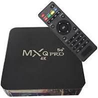 TV Box - 4K Ultrahd MXQ