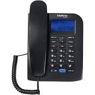 Telefone TC60 ID Com Fio - Intelbras