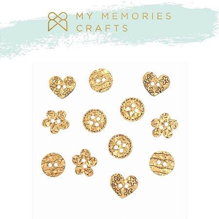 Apliques em cortiça adesivados - My Crafts - My Memories Crafts