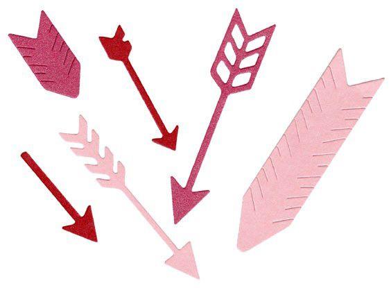 Facas de corte - Flechas - Lifestyle Crafts