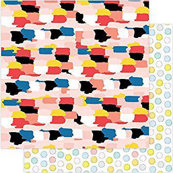 Papel Scrapbook - Goldie 011 - Seven Paper