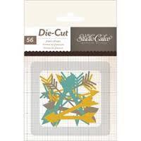 Embellishments -  Diecuts - Thataway -   Studio Calico