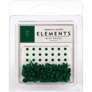 Bailarinas mini Verde Evergreen - American Crafts