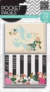 Cards tema Botanical Garden 72 peças - MAMBI