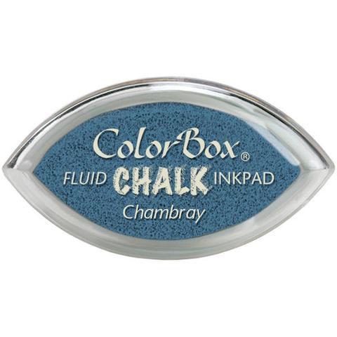 Carimbeira pequena cor Azul escuro - Chambray - Colorbox