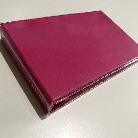 Álbum pequeno de scrapbook liso para 36 fotos 10x15 Rosa pink - Paperchase