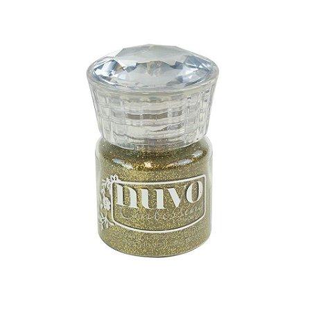 Pó para emboss Gold Enchantment Dourado 22ml Nuvo