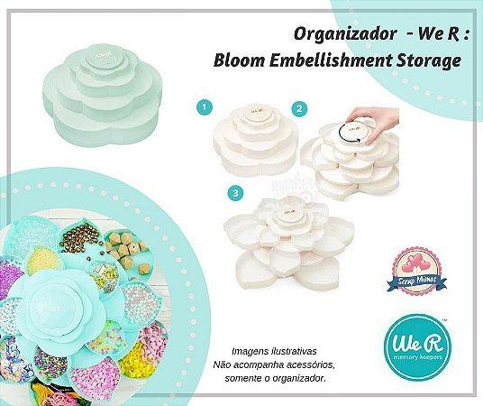 Organizador Bloom MENTA com 16 compartimentos  We R