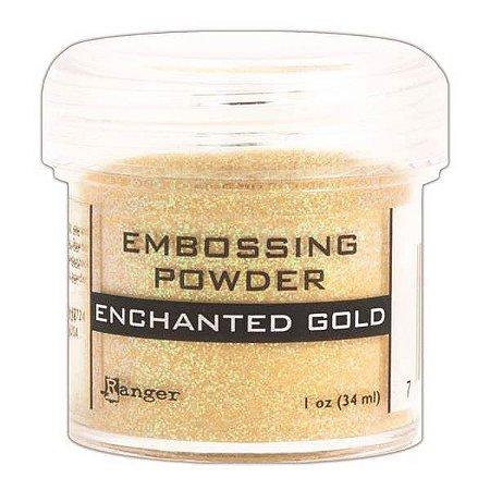 Pote de pó de emboss, Gold, 34 ml Ranger