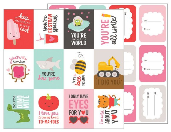 Papel scrapbook 30x30 My Funny Valentine - Funny Valentines - Pebbles