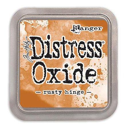 Carimbeira Distress Oxide - Tim Holtz - Ranger - Rusty Hinge