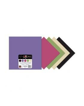 Bloco Papeis de Scrapbook - Cardstock - Bazzil - Caution! Boy  - Creative Imaginations
