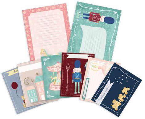 Kit de Cards Soldadinho - Coleção Mundo Mágico - Juju Scrapbook