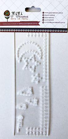 Régua de Costura Céu - Coleção Mundo Mágico - Juju Scrapbook