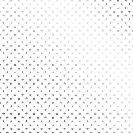 Papel scrapbook - Estrelas Prateado Branco - TEC