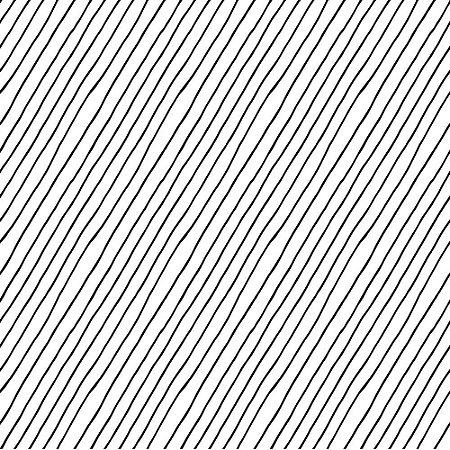 Papel para Scrapbook - Dupla Face -  Hand Draw - Listrado/Striped - Papelero
