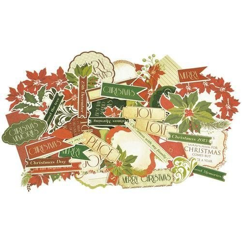 Die Cuts - Christmas Carol - Kaiser Craft
