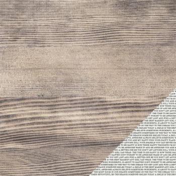 Papel Scrapbook - Jen Hadfield Homemade -1905 Pine  - Pebbles