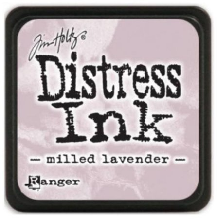 Carimbeira Distress Ink - Milled Lavender  - Ranger