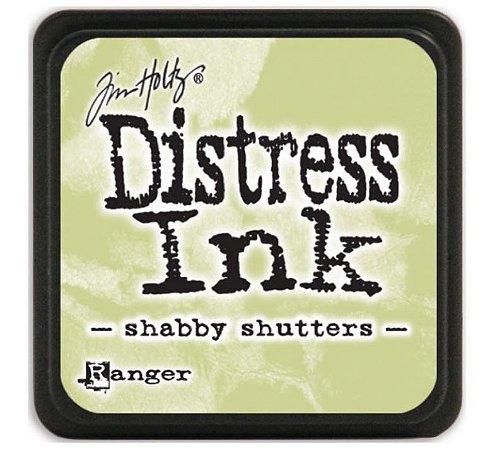 Carimbeira Distress Ink - Shabby Shutters  - Ranger