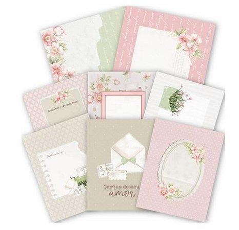 Cards Cartas para você - Juju Scrapbook