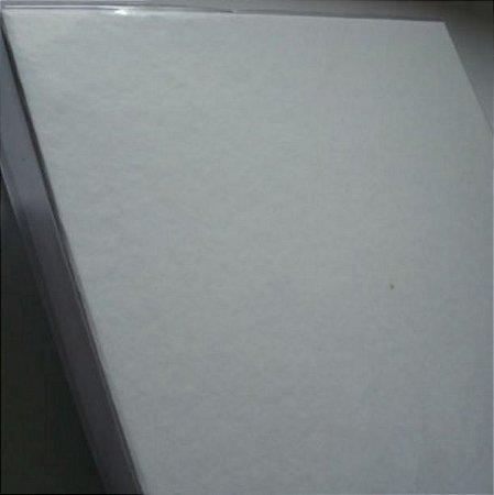 Álbum para scrapbook branco - Oficina do Papel