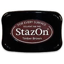 Carimbeira marrom (Timber Brown) - Stazon