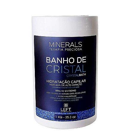 Banho de Cristal Máscara de Hidratação Minerals 1kg