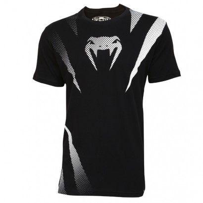 Camiseta Venum Warrior - PRETA