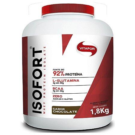 Isofort Whey Protein Isolate (1,8kg) Vitafor