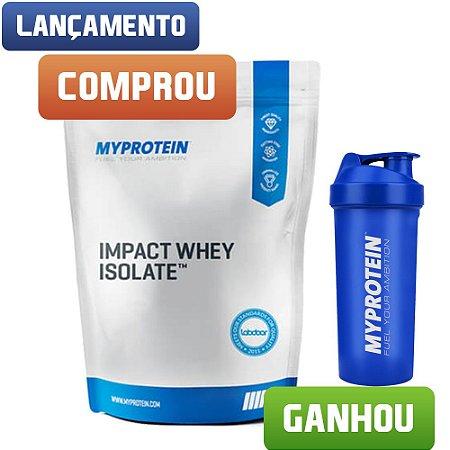 Impact Whey Isolate (2,5kg) Myprotein